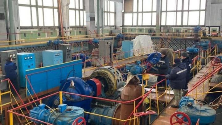 Подачу воды в Саратове восстановят только к ночи