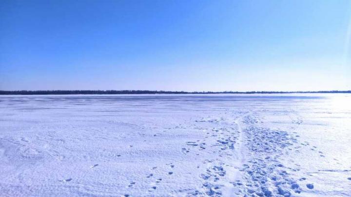 Двое детей провалились по лед и утонули в Вольске