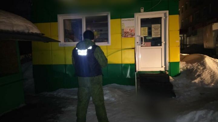 Пятилетний мальчик замерз этой ночью в Вольске