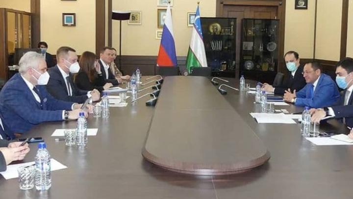 Узбекский торговый дом планируют открыть под Саратовом