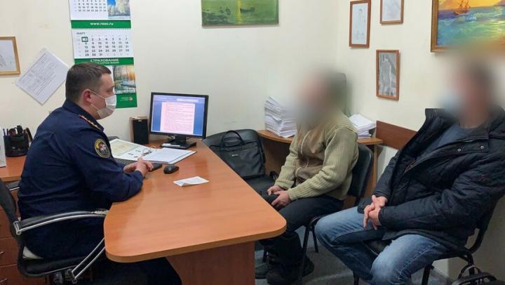 В убийстве пятилетнего ребенка в Вольске подозревается сожитель матери| 18+