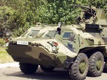 Очевидцы сообщают о введении военной техники в разбушевавшийся Пугачев