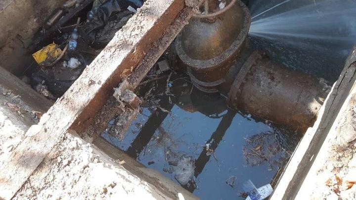 В поселках Жасминный и Дачный сегодня отключат холодную воду