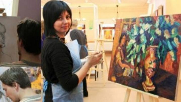 Какие краски подходят на мастер класс по живописи
