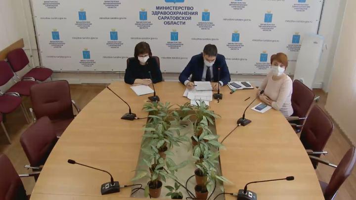 490 жителей Саратовской области остаются на кислородной поддержке с коронавирусом
