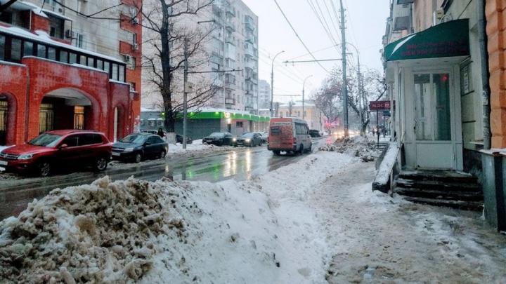 Аномальные морозы вернутся в Саратов