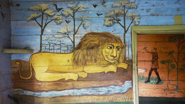 Музей «Дом со львом» хочет взорвать мир ЖЭК-арта