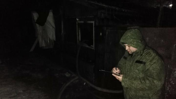 Житель Балашова погиб в огне: причина пожара устанавливается