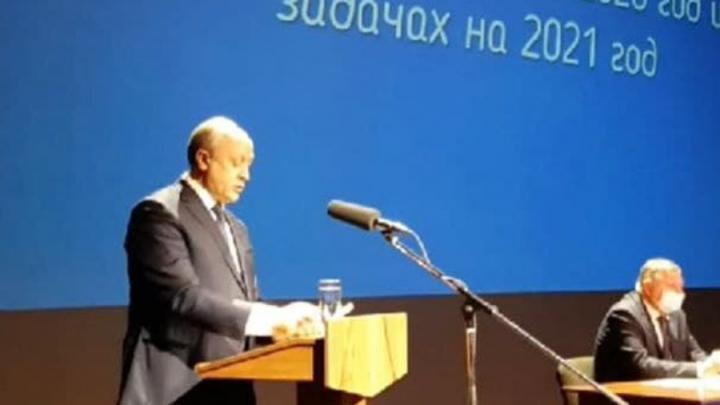Радаев предложил установить памятник медикам в Саратовской области