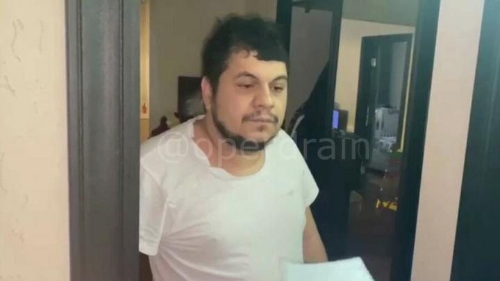 Криминального авторитета из Азербайджана задержали в Саратове | Видео