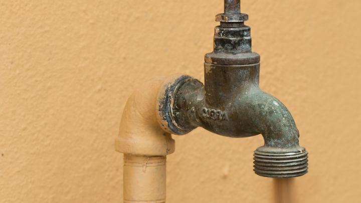 На Шехурдина проблемы с холодной водой