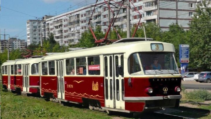 Еще 30 столичных трамваев прибудут в Саратов в марте