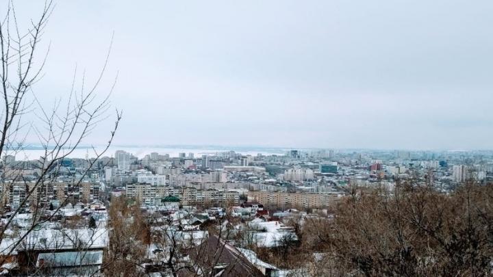 Численность населения Саратовской области за год сократилась на 1,06 процента