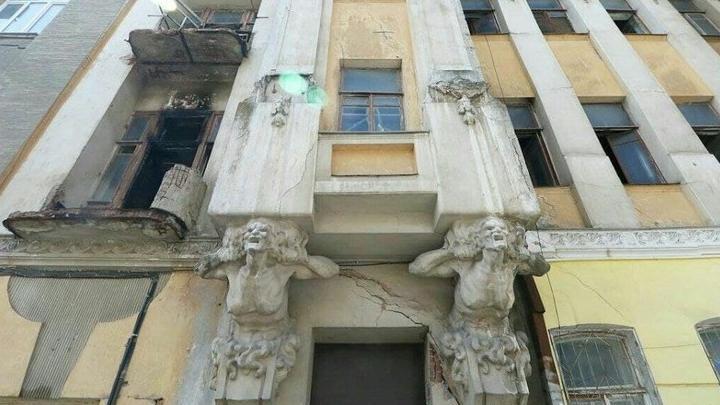 Панков: Решения Володина помогают спасти уникальные исторические здания