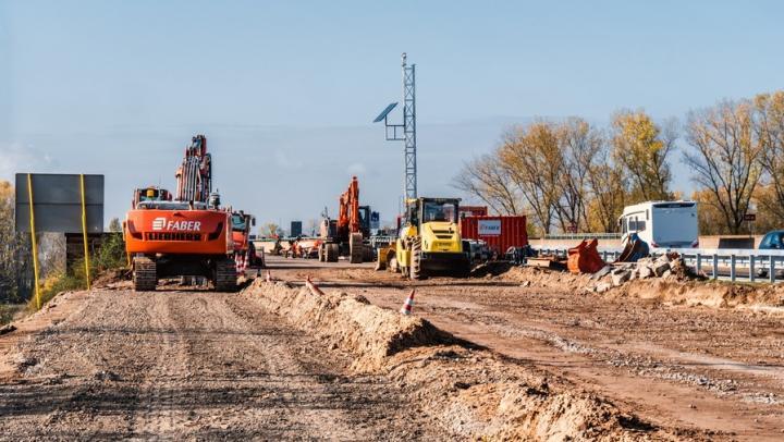 Мост через реку Большой Узень в Саратовской области будут ремонтировать больше года