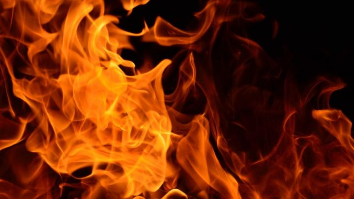 Из-за неосторожности хозяйки чуть не сгорела квартира в Ленинском районе