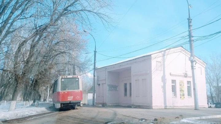«Одиннадцатый» трамвай встал в Ленинском районе