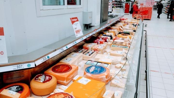 В Саратовской области стали меньше делать шкафов, зато увлеклись сливочным маслом
