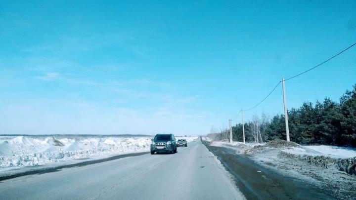 Житель Балашовского района напился в машине и поехал в соседнее село