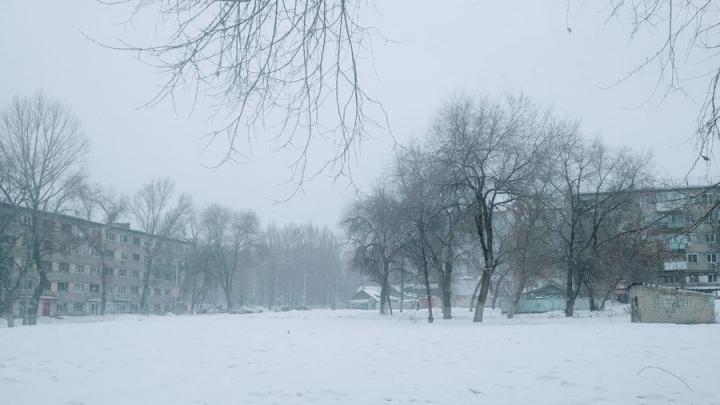 Туман опустится на Саратов сегодня