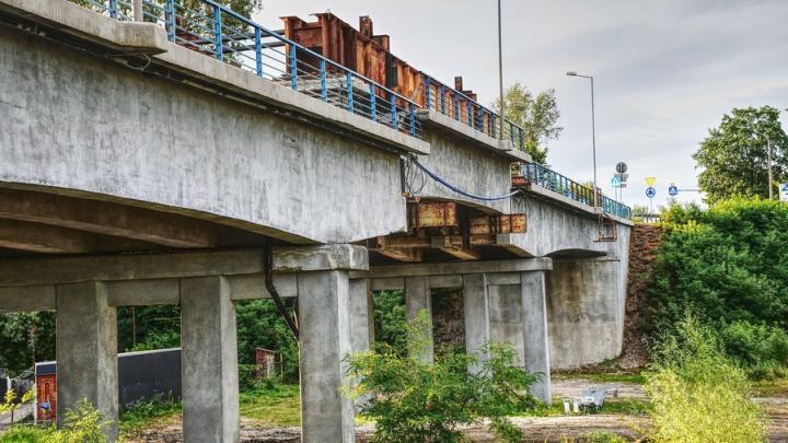В Ершовском районе отремонтируют мост за семь миллионов рублей
