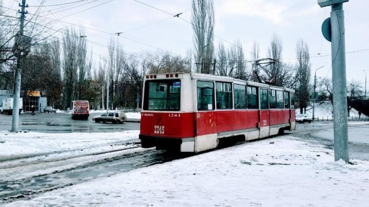Завтра не будут ходить трамваи № 5 и 7
