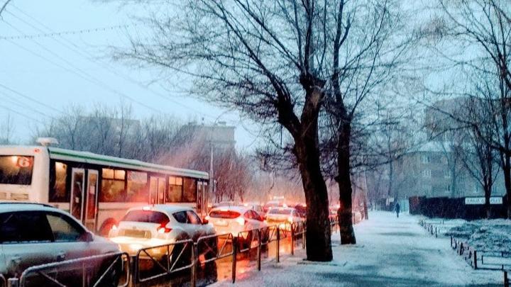 Водитель «Лады Веста» сбил пешехода в Заводском районе