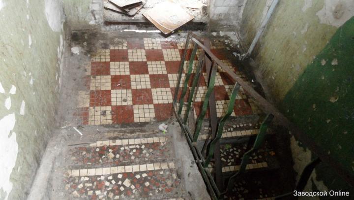 Жители Заводского пожаловались на шокирующие условия в своем доме