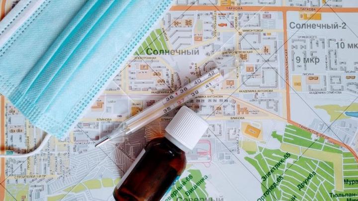 В Саратовской области за сутки справилось с коронавирусом больше человек, чем заболело