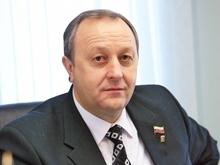 Пугачевцы перед митингом подписывали петицию губернатору Радаеву
