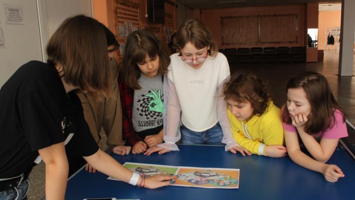 Компания «Управление отходами» провела ЭКОинтенсив для школьников Саратовской области