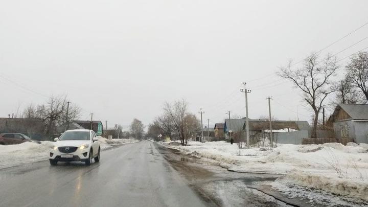 Водитель на кроссовере сбил пожилую женщину в Кировском районе