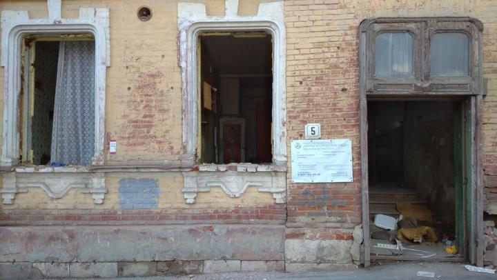 В Саратове разграблен Дом Деникина: похищены потенциальные предметы охраны