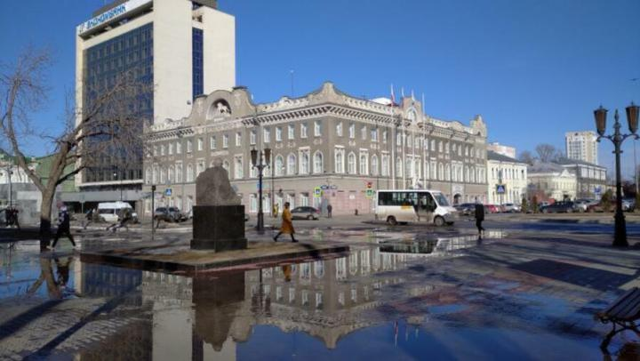 Эвакуация мэрии Саратова окончена