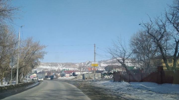 Заметное потепление в Саратове