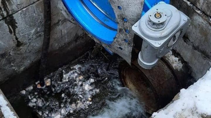 У жителей Поливановки до вечера не будет холодной воды