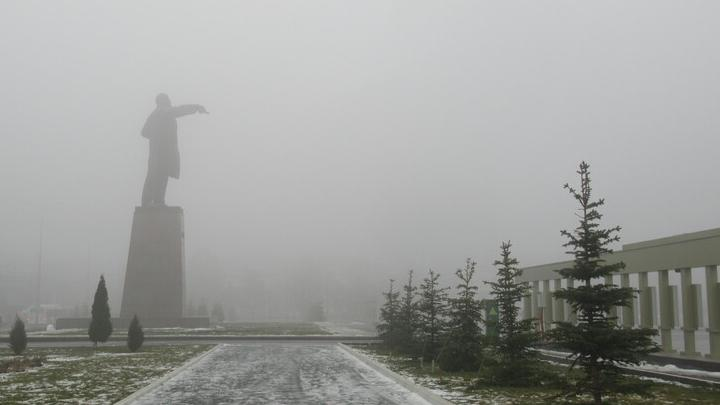 Туман и гололедицу обещают завтра в Саратовской области