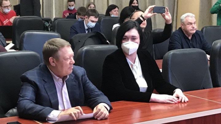 Николай Панков предложил привлечь Совет безопасности области для решения проблемы с ЖК «Победа»