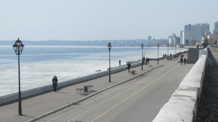 Объявлен конкурс на ремонт новой набережной в Саратове