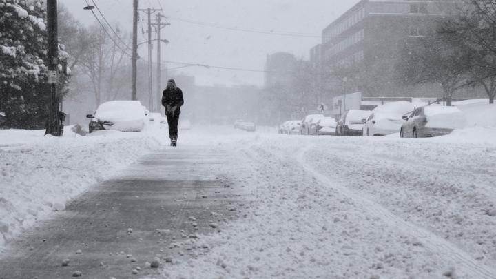 Ухудшение погоды: метель придет завтра в Саратов