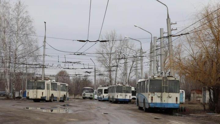 Панков: Все балаковские троллейбусы должны выходить на городские маршруты