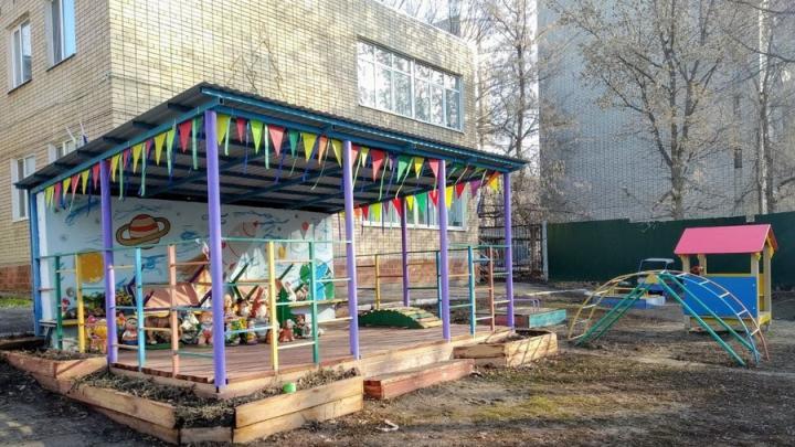 Два детских сада в Саратовской области на карантине из-за гриппа и ОРВИ