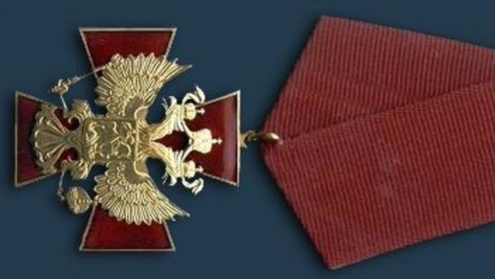Директор саратовского медицинского института получил орден «За заслуги перед Отечеством»