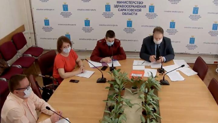 Отсутствие гриппа в Саратовской области может быть связано с коронавирусом