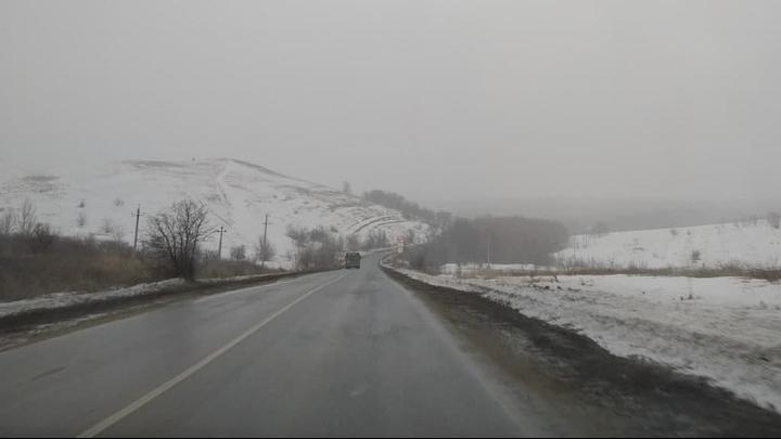Плохая видимость на дорогах ожидается этой ночью и утром в Саратовской области