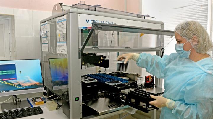 Балаковская АЭС: около 2000 балаковцев проверили свой ковид-статус  всего за неделю работы нового оборудования для диагностики COVID-19
