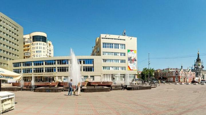 Фонтан «Мелодия» на проспекте Кирова готовят к открытию