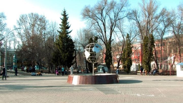 Скоро заработает фонтан в сквере «Дружбы народов» в Заводском районе