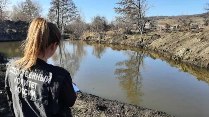 В пруду в Новобурасском районе найдено тело 45-летней женщины