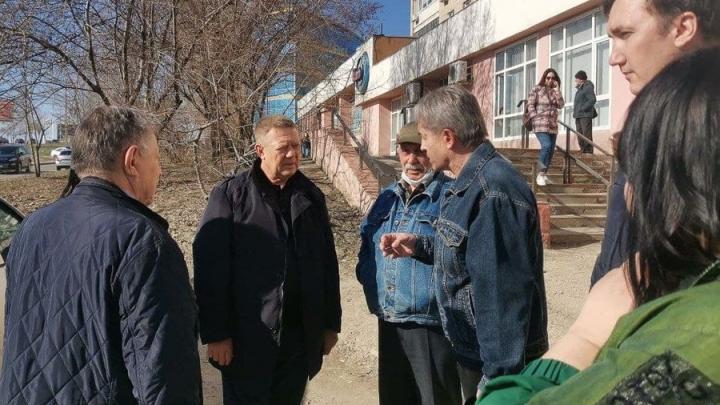 Николай Панков: качество, сроки и четкий график работ - это главное при ремонте тротуаров
